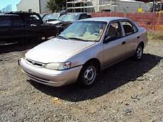 buy car manuals 1999 toyota corolla electronic throttle control 1999 toyota corolla 4cyl 1 8l engine automatic transmission color silver stk z11167 rancho
