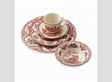 Johnson Brothers Old British Castles Dinnerware Collection