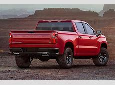 2020 Chevrolet Silverado 1500 Trail Boss Specs and Price