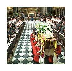 Diana Funeral Burial Obsequy Of The Century Princess