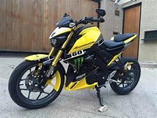 Yamaha Xabre Modif by Yellow Kuning Modifikasi Yamaha Xabre 150 M Slaz 8