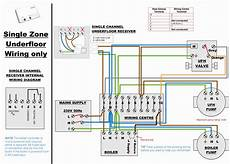 Wiring Diagram For Heater by Electric Underfloor Heating Wiring Diagram Electric