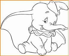 Gratis Malvorlagen Dumbo Malvorlage Elefant Dumbo Batavusprorace