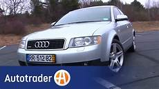 2002 2005 audi a4 sedan used car review autotrader