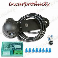 12n full single towing electrics towbar wiring kit with teb7as bypass buzzer ebay