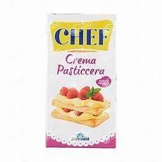 Crema Pasticcera Pronta Chef | parmalat chef crema pasticcera pronta gr 530