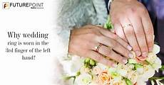 why wedding rings worn in the 4th finger of the left future point