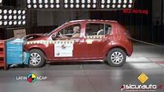 Crash Test Ncap Renault Sandero Sicurauto It