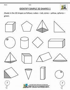 shapes math worksheets for kindergarten 1187 nets of 3d shapes worksheet search figuras refer 234 ncia de desenho desenhos