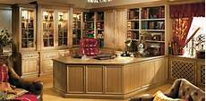oak home office furniture traditional home office in oak with wall panelling strachan