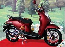 Modif Scoopy Karbu modifikasi scoopy simple