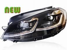vw golf 7 led headlight retrofit
