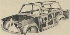 german immigrant 1974 trabant 601s