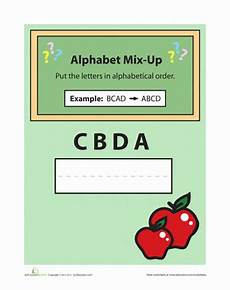 worksheets letter mix up 24280 alphabet mix up 1 worksheet education