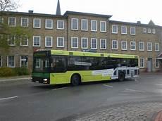 Linie 2 Flensburg - niederflurbus 2 generation auf der linie 4810 nach