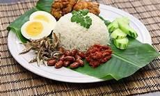 10 Makanan Khas Malaysia Aneka Masakan Nasi Lemak Enak