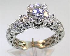 vintage wedding rings for