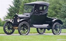 The1923 Ford Model T Roadster Was An Automobile That Cost