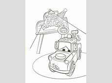 122 Disegni di Cars 1 e 2 da Stampare e Colorare