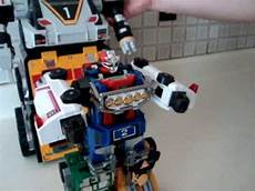 power rangers turbo overall megazord review plus extras
