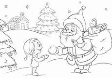 malvorlagen weihnachtsmann und co kg coloring and