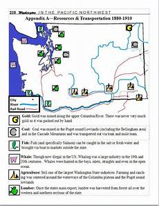 transportation worksheets for middle school 15201 7th grade washington state history lesson plan resource extraction distribution and