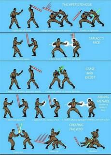 lightsaber fighting forms sith lightsaber star wars