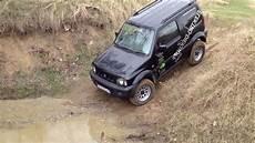 Test Suzuki Jimny Offroad