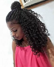 And Black Hairstyle