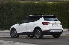 autos mit erhöhter sitzposition 2017 test seat arona xcellence ecotsi dsg alles auto