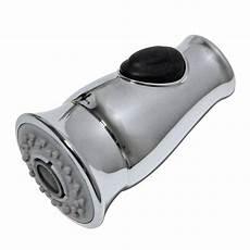 danco smart spray pull down faucet spray head in chrome