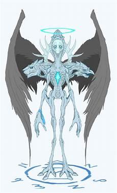 angel true form true form castiel by little hofundur on deviantart