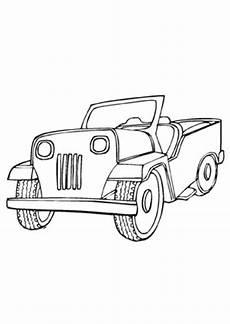 Bilder Zum Ausmalen Jeep Ausmalbilder Jeep Transport Malvorlagen