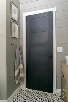 wall color silt gray door is dark kettle black both valspar bathroom renovations bathroom