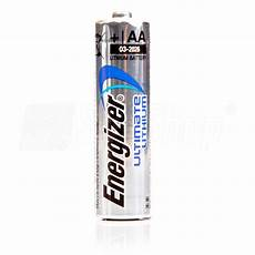 battery aa energizer ultimate lithium 1 5v