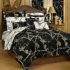 black realtree ap camo comforter sheets bed in bag with sheets 4 sizes