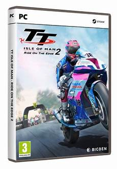 tt isle of ride on the edge 2 pc