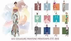 les couleurs pantone printemps 233 t 233 2015