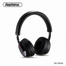 Remax Wireless Bluetooth Earphone Noise Cancelling by Aliexpress Buy Remax Rb 500hb Stereo Wireless