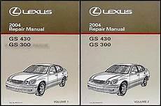 best auto repair manual 2004 lexus gs on board diagnostic system 2004 lexus gs300 gs430 repair shop manual set new original gs 300 430 oem books ebay