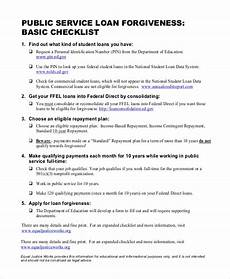 sle service loan forgiveness form 6 exles in pdf