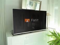 versenkbarer fernseher möbel tv m 246 bel mit schwenkbarem flatlift fernseh lift tv lift