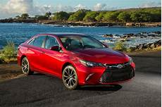 2017 Toyota Camry Xse I 4 Test Review Motor Trend