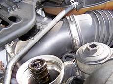 Ford 6 0 Liter Fuel Filter by How To Fuel Filter And Filter Change In A 6 0l 6 4l