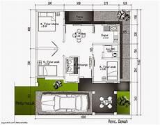Desain Rumah Minimalis 10 X 10 Type 100 Foto Desain