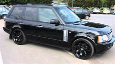 lowered range rover l322