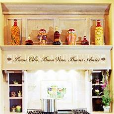 Italian Kitchen Decor Quotes by Italian Kitchen Wall Decals See Beautiful Wall Sayings