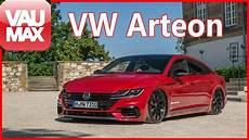 vw arteon r line tuning carporn by vau max tv kw ddc