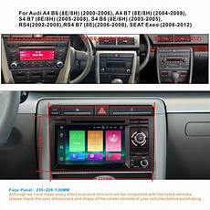 how cars run 2004 audi a4 navigation system 7 quot dab android 8 0 for audi a4 car stereo gps dvd sat nav radio 8 core bluetooth ebay