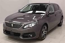 peugeot 308 grise peugeot 308 bluehdi 130ch s s eat6 gris platinium pack safety plus avec options auto ies